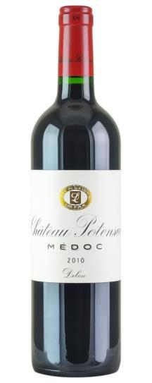 2010 Potensac Bordeaux Blend