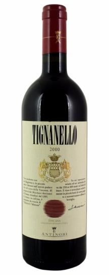 2000 Antinori Tignanello IGT