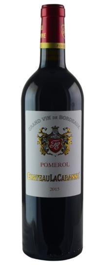 2016 La Cabanne Bordeaux Blend