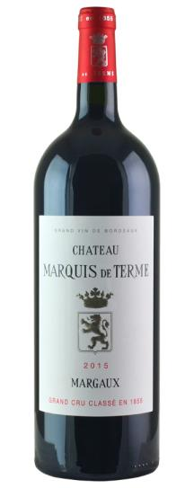 2015 Marquis-de-Terme Bordeaux Blend