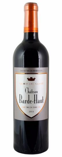 2016 Barde-Haut Bordeaux Blend