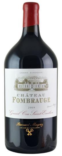 2009 Fombrauge Bordeaux Blend
