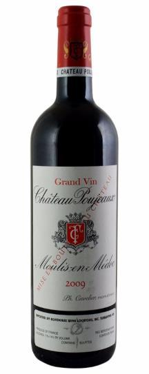 2010 Poujeaux Bordeaux Blend