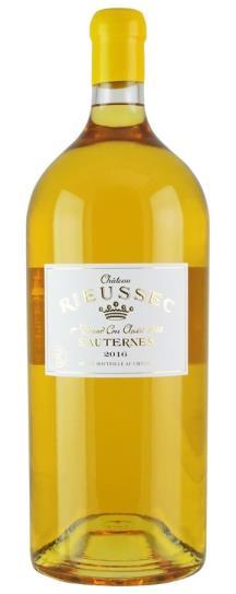 2016 Rieussec Sauternes Blend