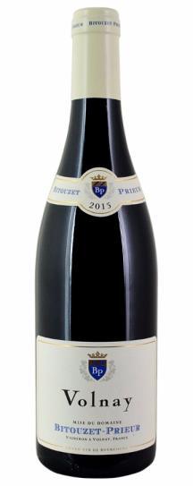 2015 Domaine Bitouzet Prieur Volnay