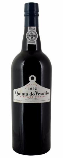 1992 Quinta do Vesuvio Vintage Port
