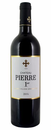 2014 Chateau Pierre 1er Bordeaux Blend
