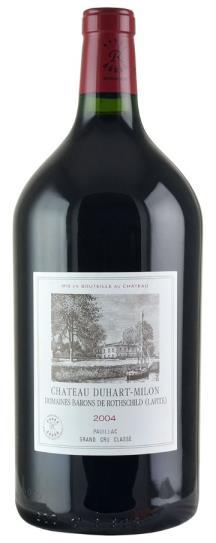 2004 Duhart-Milon-Rothschild Bordeaux Blend