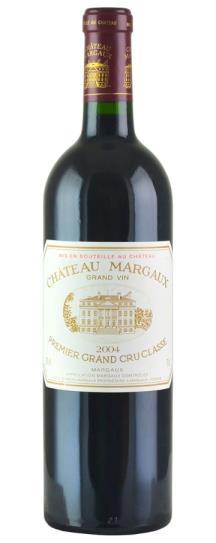 2004 Chateau Margaux Bordeaux Blend