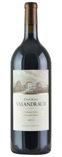 2016 Valandraud Valandraud