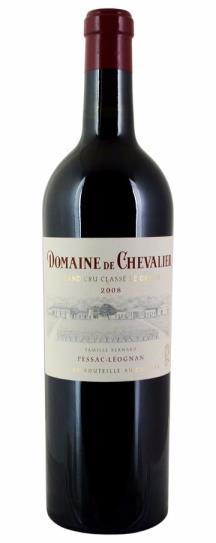 2008 Chevalier, Domaine de Bordeaux Blend