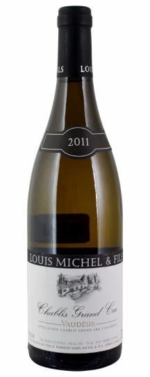2018 Domaine Louis Michel Chablis Vaudesir Grand Cru