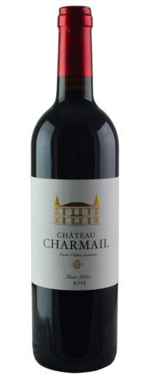 2015 Charmail Bordeaux Blend