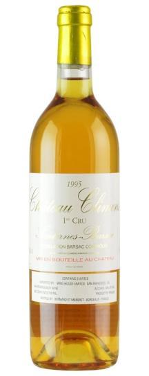 1995 Climens Sauternes Blend