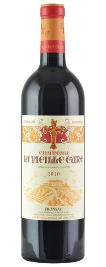 2016 La Vieille Cure Bordeaux Blend