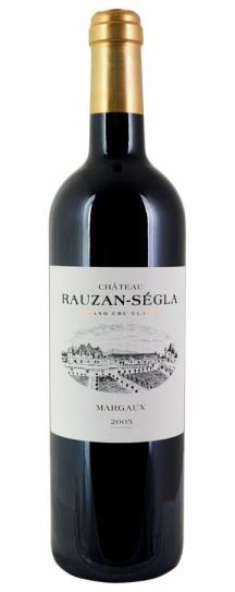 2006 Rauzan-Segla (Rausan-Segla) Bordeaux Blend