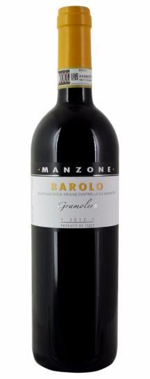 2012 Manzone, Giovanni Barolo le Gramolere