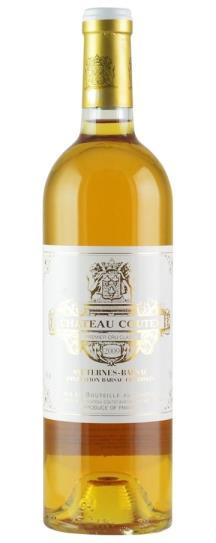 2009 Chateau Coutet Sauternes Blend
