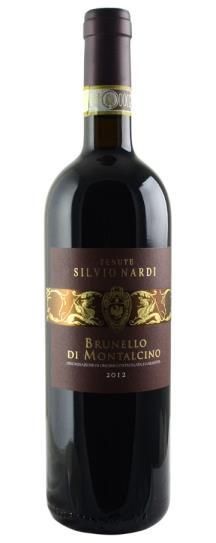 2012 Nardi, Silvio Brunello di Montalcino
