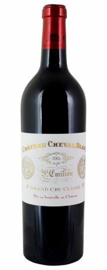 2007 Cheval Blanc Bordeaux Blend