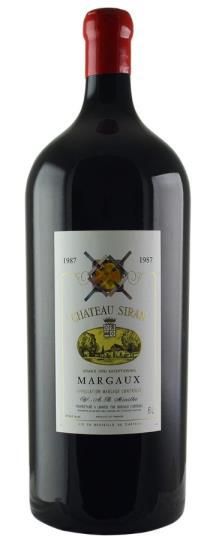 1987 Siran Bordeaux Blend