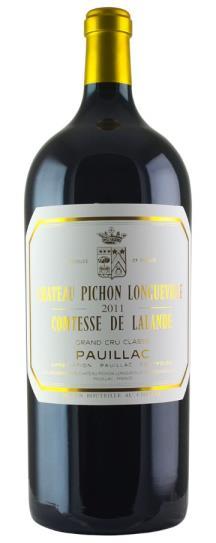 2011 Pichon-Longueville Comtesse de Lalande Bordeaux Blend