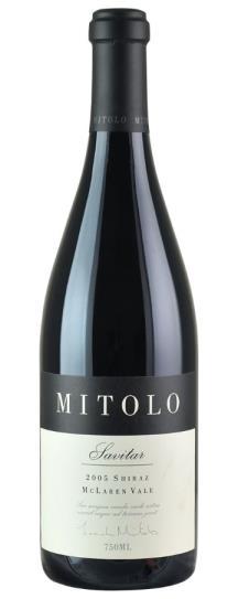 2005 Mitolo Shiraz Savitar