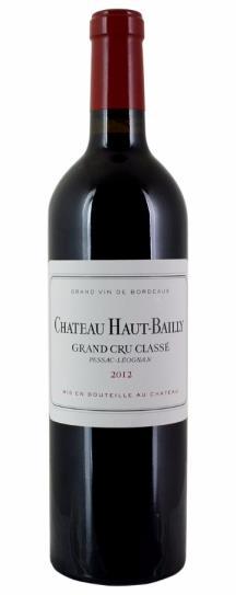 2015 Haut Bailly Bordeaux Blend