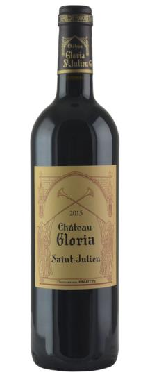 2017 Chateau Gloria St. Julien