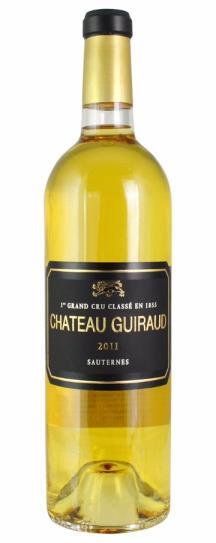 2016 Guiraud Sauternes Blend