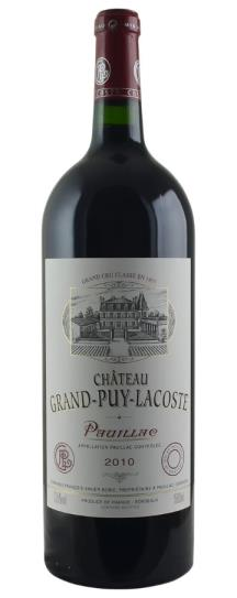 2010 Grand-Puy-Lacoste Bordeaux Blend
