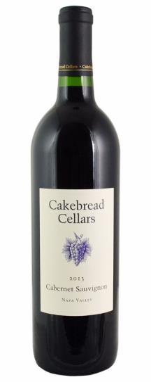 2013 Cakebread Cellars Cabernet Sauvignon