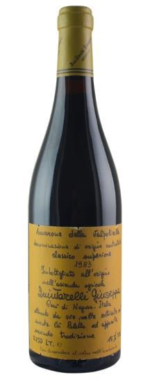 1983 Giuseppe Quintarelli Amarone della Valpolicella Classico