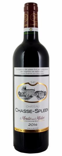 2014 Chasse-Spleen Bordeaux Blend