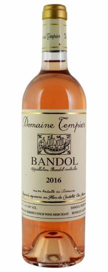 2016 Domaine Tempier Bandol Rose