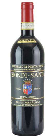 2012 Biondi Santi Brunello di Montalcino
