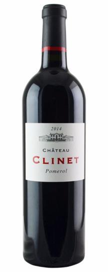 2016 Clinet Bordeaux Blend