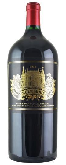 2016 Chateau Palmer Bordeaux Blend
