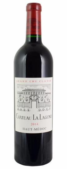 2016 Lagune, La Bordeaux Blend