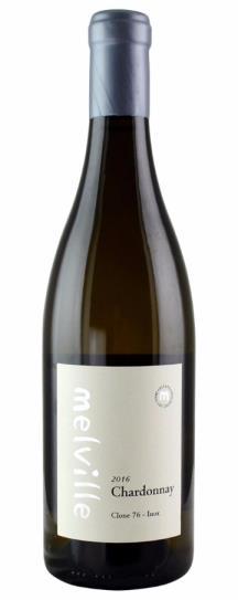2016 Melville Chardonnay Clone 76 Inox