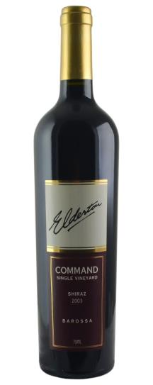 2004 Elderton Shiraz Command