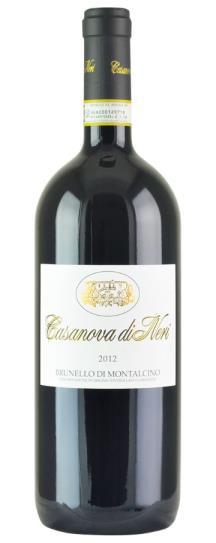 2012 Casanova di Neri Brunello di Montalcino