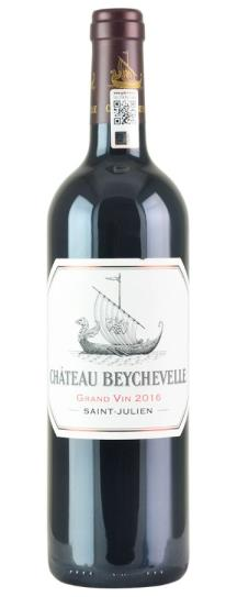 2017 Beychevelle Bordeaux Blend