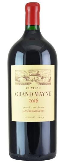 2016 Grand-Mayne Bordeaux Blend