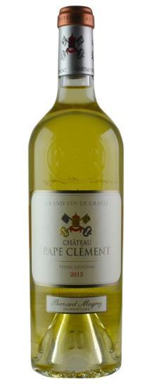 2016 Pape Clement Blanc