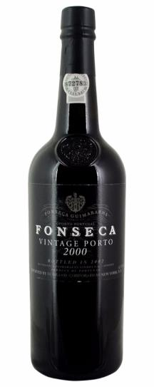 2000 Fonseca Vintage Port