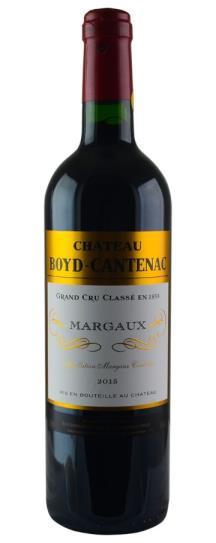2015 Boyd-Cantenac Bordeaux Blend