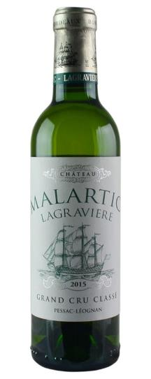 2015 Malartic-Lagraviere Blanc