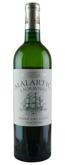2016 Malartic-Lagraviere Blanc
