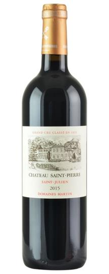 2016 Chateau Saint Pierre St Julien